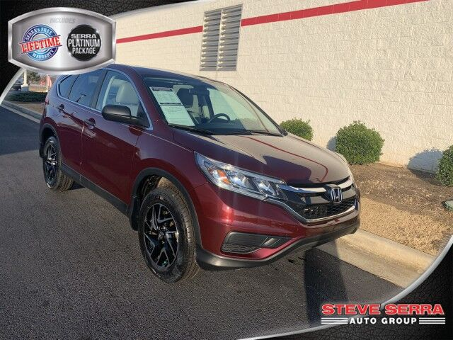 2016 Honda CR-V SE Decatur AL