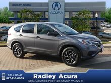 2016_Honda_CR-V_SE_ Falls Church VA