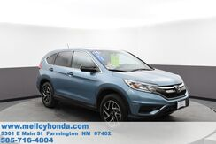 2016_Honda_CR-V_SE_ Farmington NM