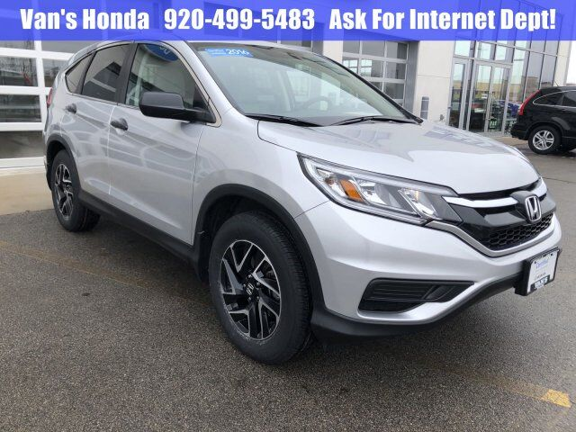 2016 Honda CR-V SE Green Bay WI
