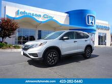 2016_Honda_CR-V_SE_ Johnson City TN