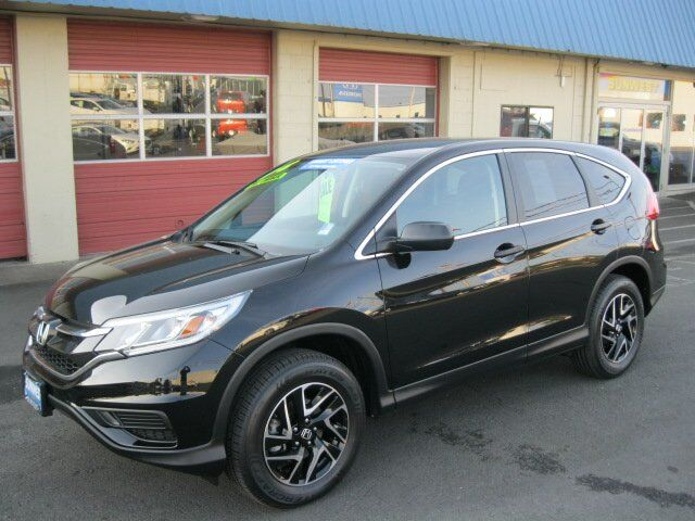2016 Honda CR-V SE Newport OR