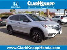 2016_Honda_CR-V_SE_ Pharr TX