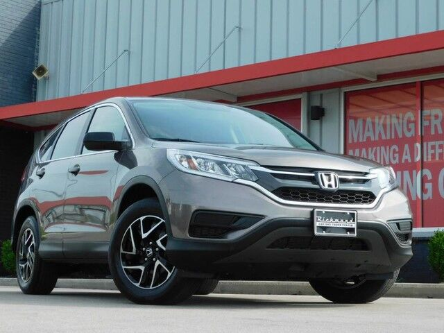 2016 Honda CR-V SE Richmond KY