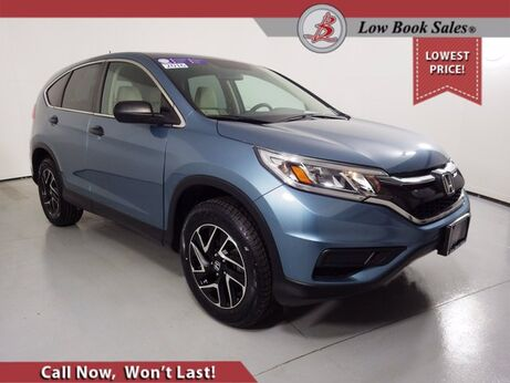 2016_Honda_CR-V_SE_ Salt Lake City UT