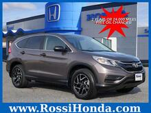 2016_Honda_CR-V_SE_ Vineland NJ