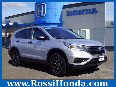 2016 Honda CR-V SE Vineland NJ