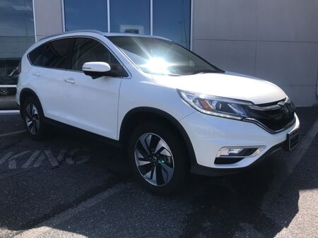 2016_Honda_CR-V_Touring ** Pohanka Certified 10 Year / 100,000 **_ Salisbury MD