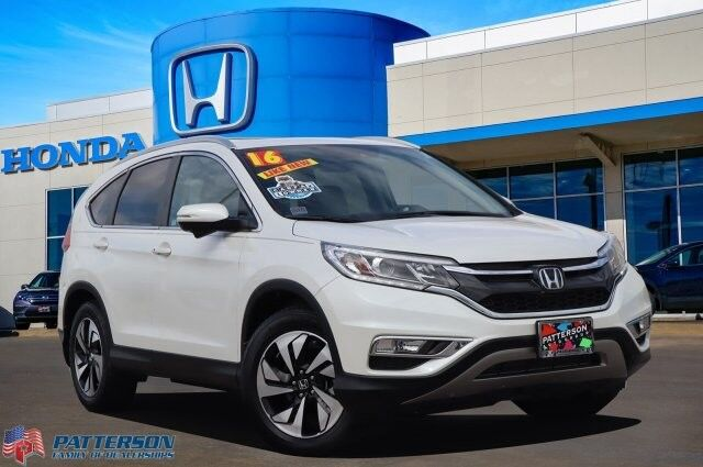 2016 Honda CR-V Touring Wichita Falls TX