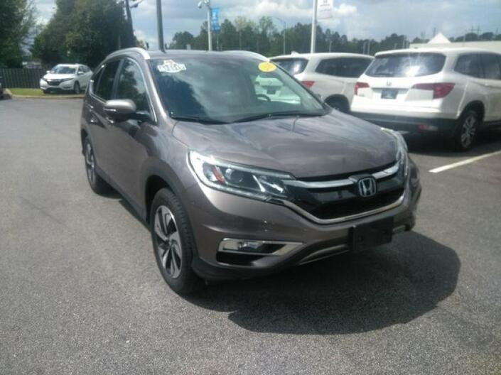 2016 Honda CR-V Touring Demopolis AL