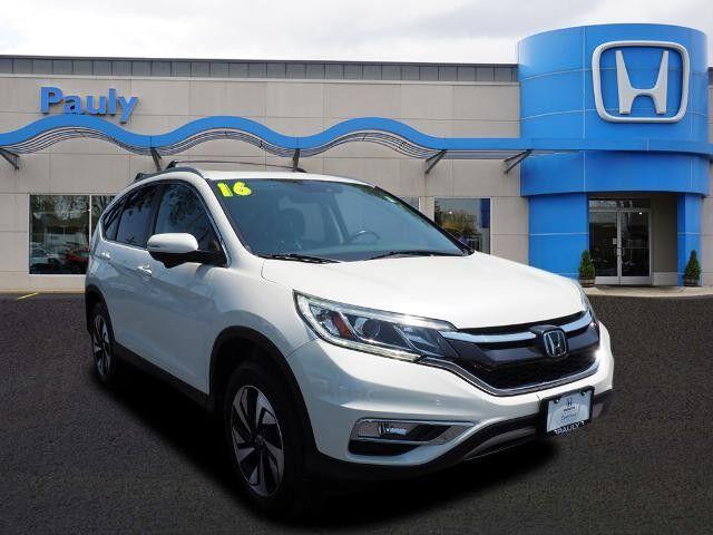 2016 Honda CR-V Touring Libertyville IL
