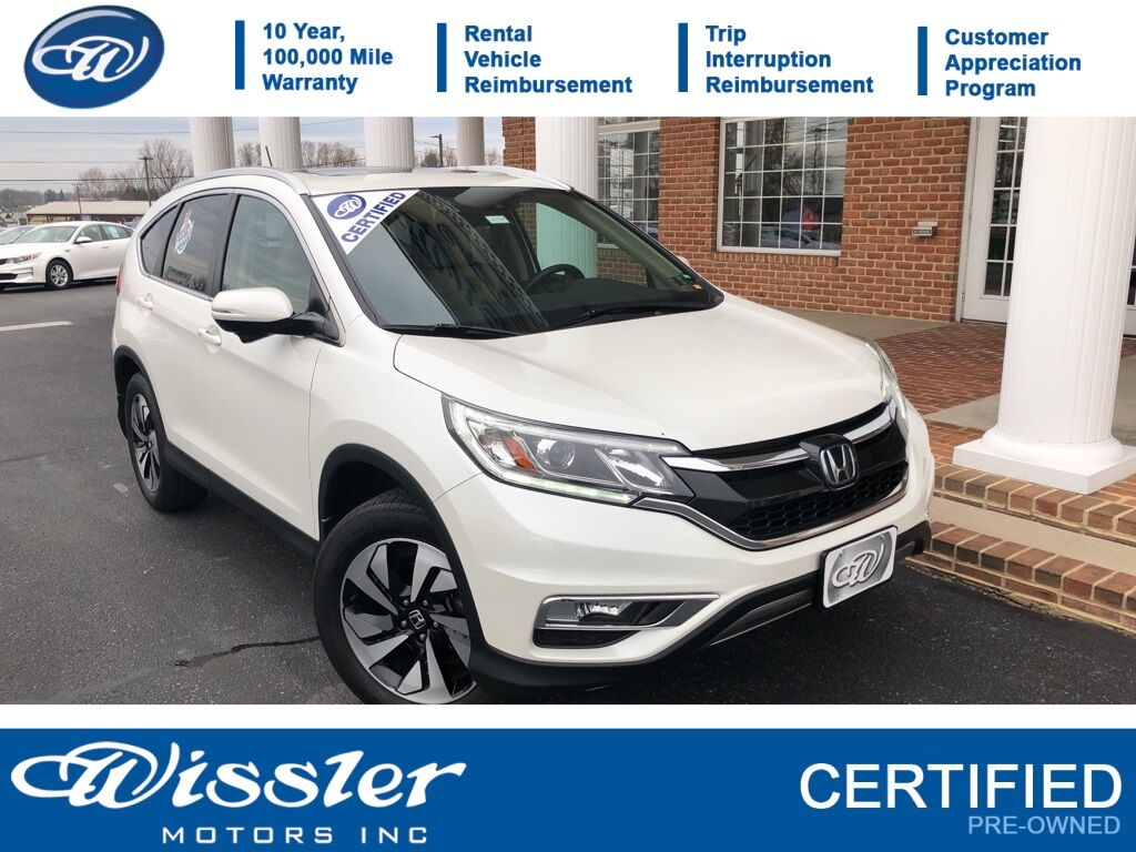 2016 Honda CR-V Touring Mount Joy PA