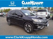 2016_Honda_CR-V_Touring_ Pharr TX