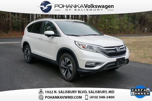 2016_Honda_CR-V_Touring_ Salisbury MD