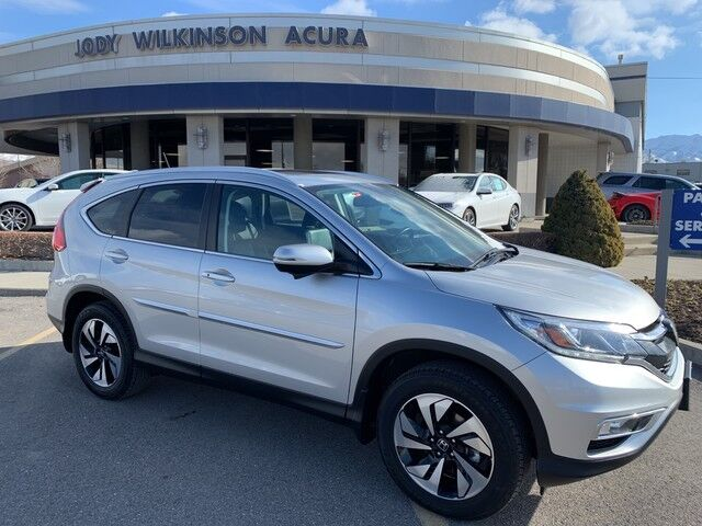 2016 Honda CR-V Touring Salt Lake City UT