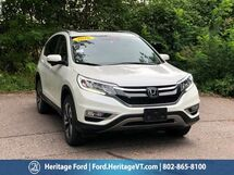 2016 Honda CR-V Touring South Burlington VT