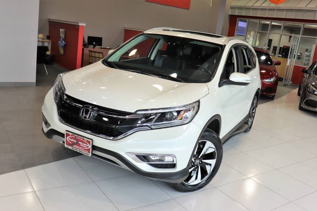 2016 Honda CR-V Touring Springfield NJ