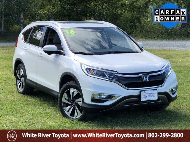2016 Honda CR-V Touring White River Junction VT