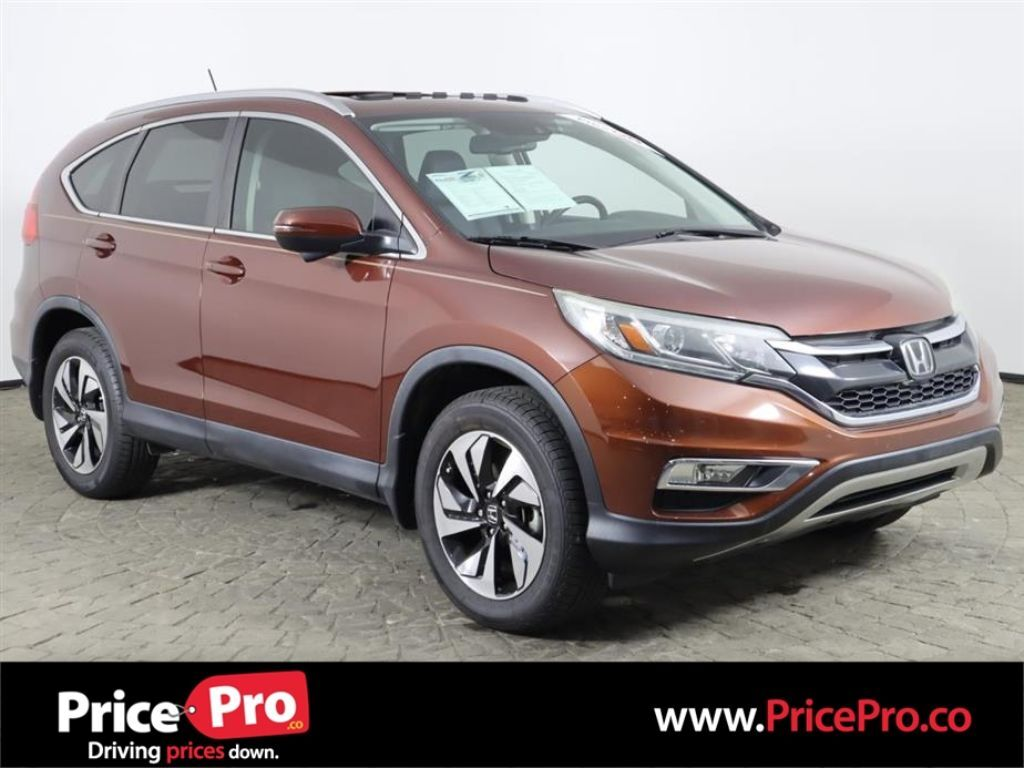 2016 Honda CR-V Touring w/Nav/Sunroof/Adaptive Cruise Maumee OH