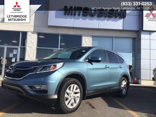 2016 Honda CR-V,LOW KMS, AWD, FULLY INSPECTED,ACCIDENT FREE! EX-L Lethbridge AB