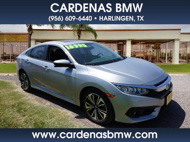 2016 Honda Civic  Harlingen TX