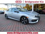 2016 Honda Civic Touring Sedan,