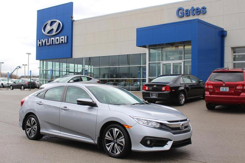 2016 Honda Civic 4dr CVT EX-L Lexington KY