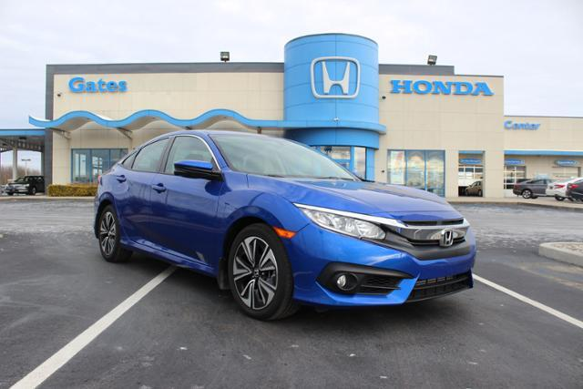 2016 Honda Civic 4dr CVT EX-L w/Navi Richmond KY