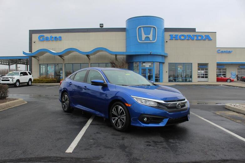 2016 Honda Civic 4dr CVT EX-L w/Navi Lexington KY