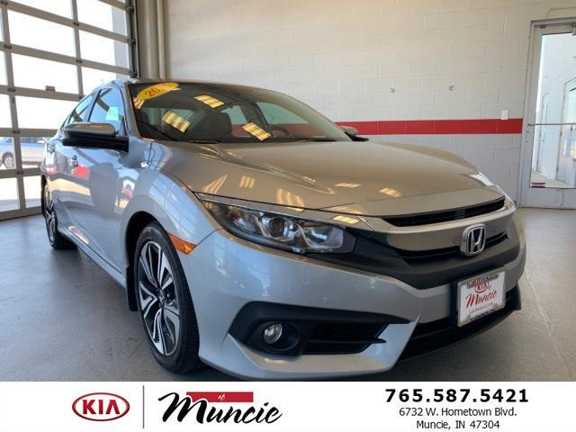2016 Honda Civic 4dr CVT EX-T Muncie IN