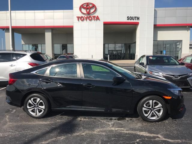 2016 Honda Civic 4dr CVT LX Lexington KY