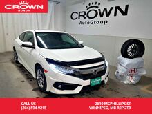 2016_Honda_Civic Coupe_2dr CVT Touring***2019 Blow Out Sale***/ accident-free history/ very low kms/ summer tires_ Winnipeg MB