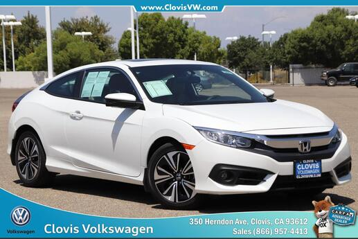 2016 Honda Civic Coupe EX-L Clovis CA