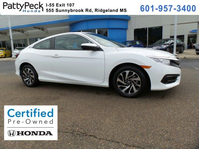 2016 Honda Civic Coupe LX-P FWD Jackson MS