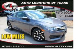 2016_Honda_Civic Coupe_LX_ Plano TX