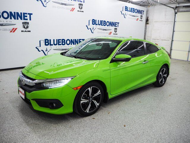 2016 Honda Civic Coupe Touring New Braunfels TX