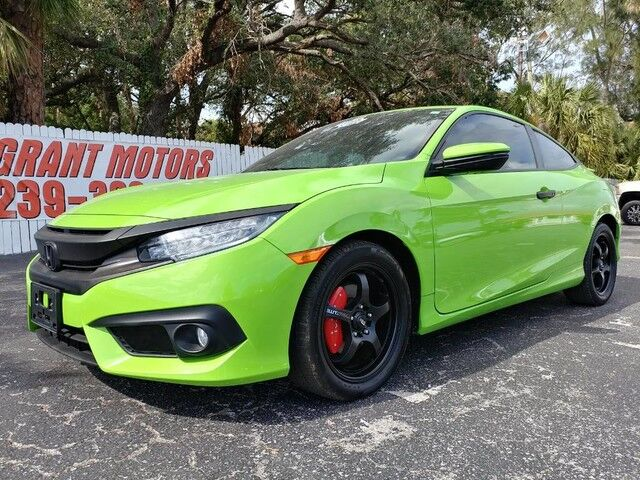 2016_Honda_Civic Coupe_Touring_ Fort Myers FL