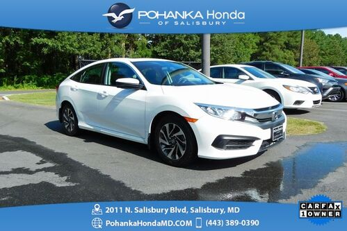 2016_Honda_Civic_EX ** Honda True Certified 7 Year / 100,000  **_ Salisbury MD