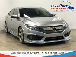 2016_Honda_Civic_EX AUTOMATIC SUNROOF REAR CAMERA KEYLESS START BLUETOOTH ALLOY WHEELS_ Carrollton TX