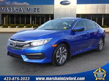 2016_Honda_Civic_EX_ Chattanooga TN
