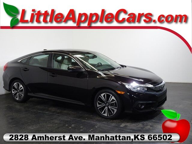 2016 Honda Civic EX-L Manhattan KS