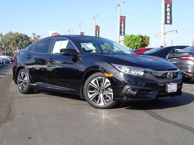 2016 Honda Civic EX-L National City CA