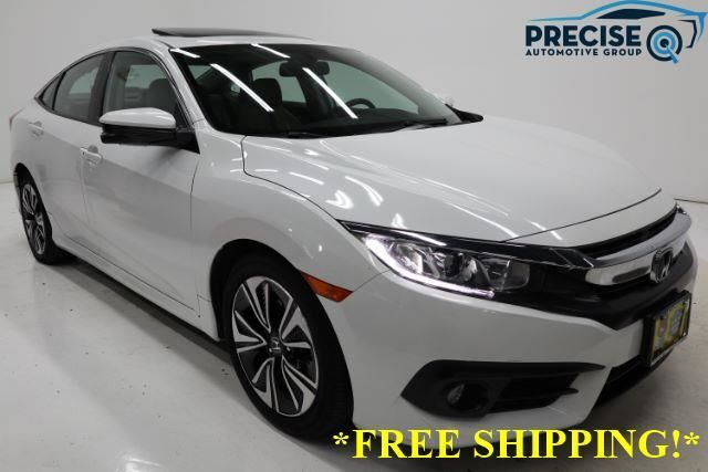 2016 Honda Civic EX-L With Navigation Chantilly VA