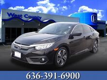 2016_Honda_Civic_EX-L w Navigation_ Ellisville MO
