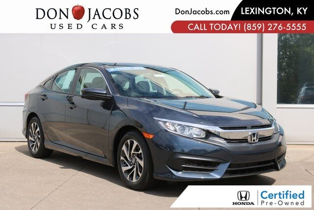 2016 Honda Civic EX Lexington KY