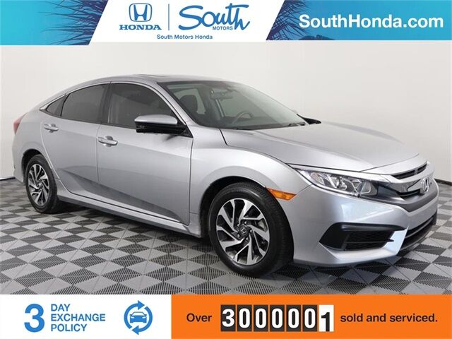 2016 Honda Civic EX Miami FL