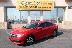 2016_Honda_Civic_EX Sedan CVT_ Las Vegas NV