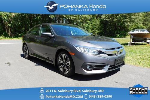2016_Honda_Civic_EX-T ** Turbocharged ** ONE OWNER **_ Salisbury MD