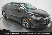 2016 Honda Civic EX-T CAM,SUNROOF,HTD STS,KEY-GO,17IN WHLS