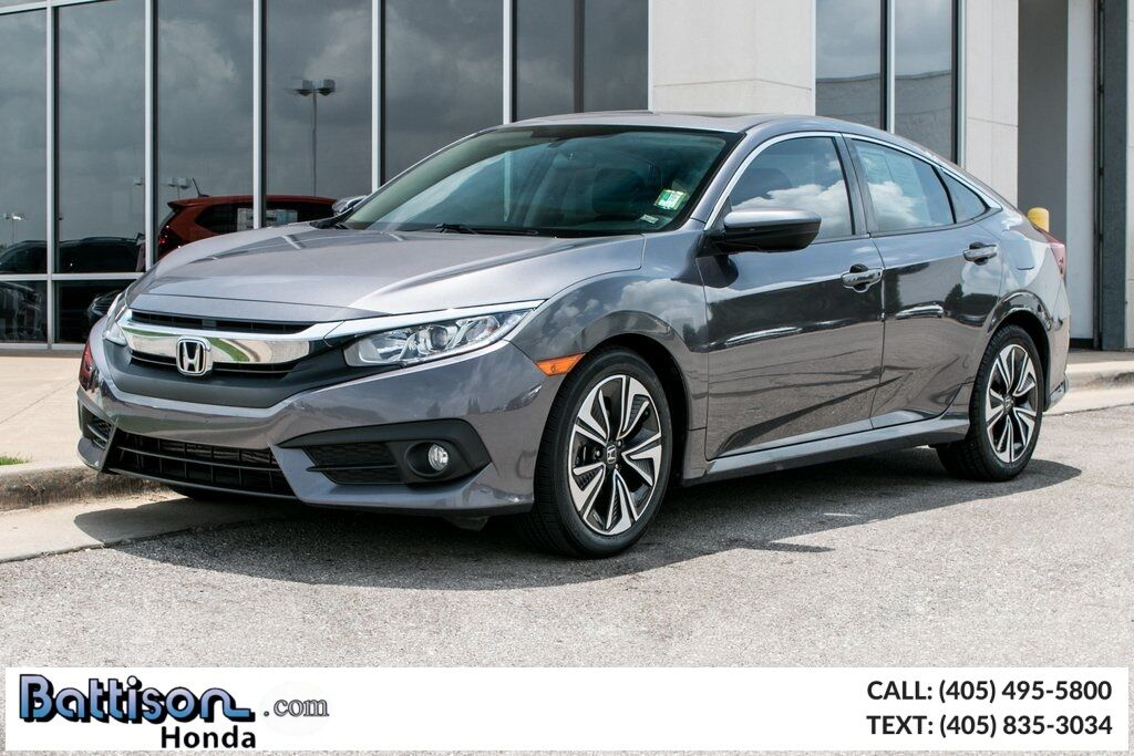 2016_Honda_Civic_EX-T_ Oklahoma City OK
